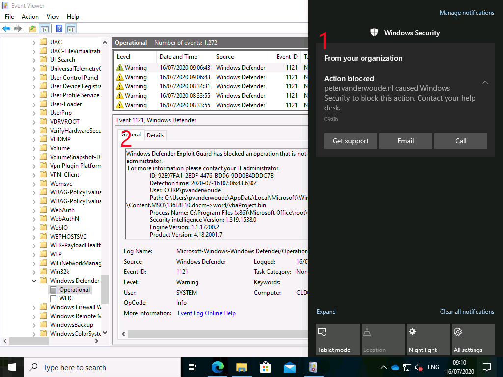 Download Your Organization Used Windows Defender Application Control To Block This App  Images